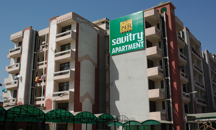 Savitry Apartments, Zirakpur