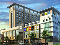 Raksha Business Centre Zirakpur - Office in Zirakpur