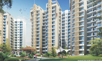 Savitry Greens - Flats in Zirakpur