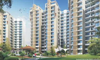 Savitry Greens - Flats in Zirakpur