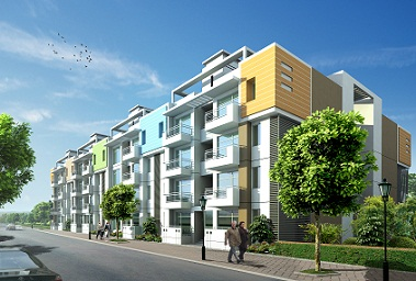 Savitry Greens 2 - Apartments in Zirakpur